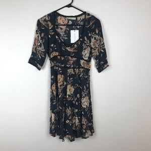 NWT Spell & the Gypsy Collective Rosa 90s Dress